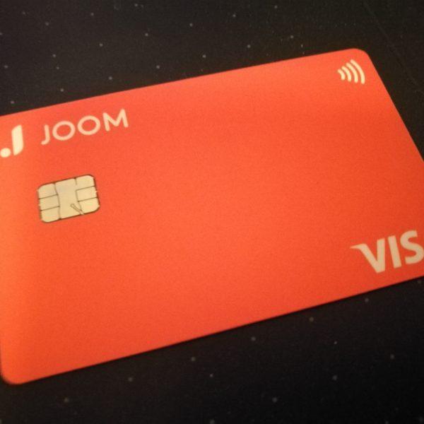 JoomPay Visa